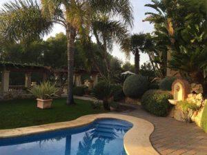 construccion de jardin y piscinas