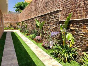 construccion de jardin en espacios pequeños