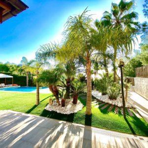 construcción de jardines de diseño en Tarragona