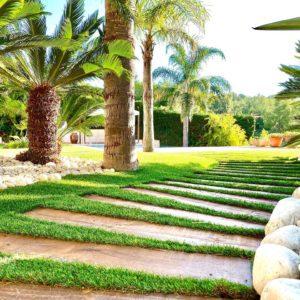 construcción de jardines para comunidades en Tarragona