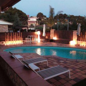 construcción de piscina de obra en Tarragona