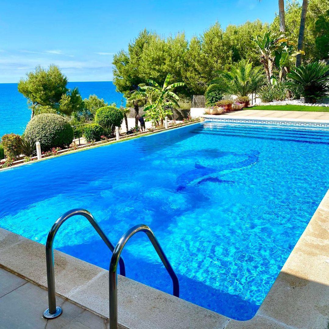 mantenimiento de piscinas en Torredembarra